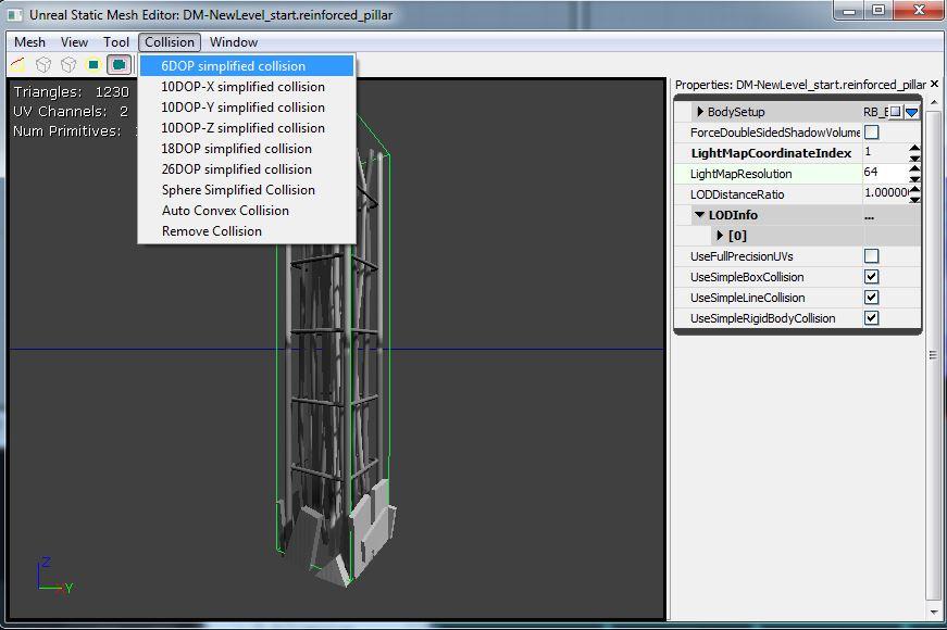 Model conversion to  ase using Blender | Alphaeridani Level
